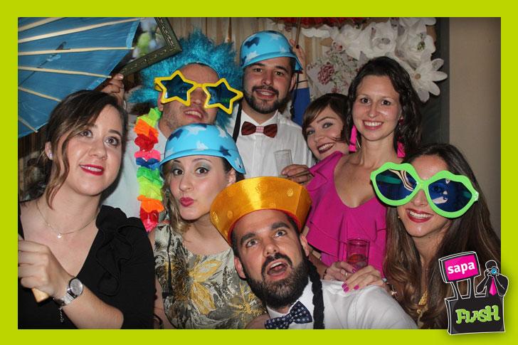 Fotomatón bodas Ceuta
