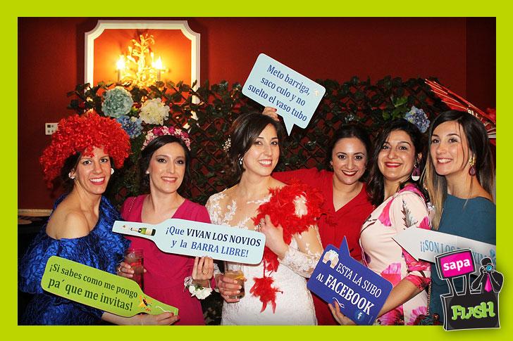 Fotomatón bodas Huelva