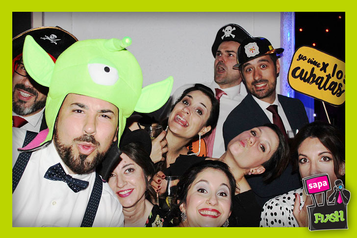 Fotomatón bodas Las Palmas