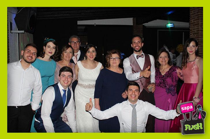 Fotomatón bodas Salamanca