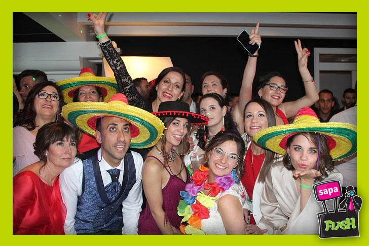 Fotomatón bodas Santa Cruz de Tenerife