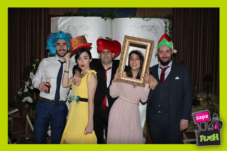 Fotomatón bodas Sevilla