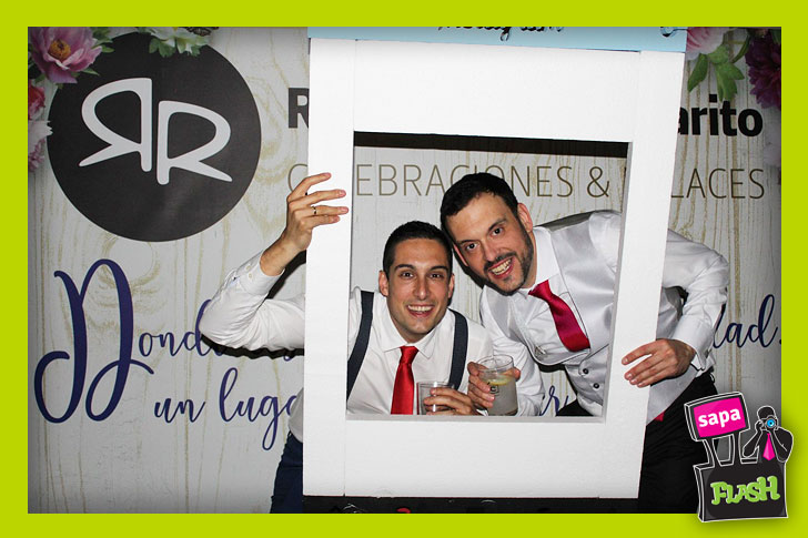 Fotomatón bodas Soria