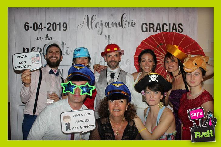 Fotomatón bodas Tarragona