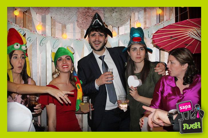 Fotomatón bodas Vizcaya