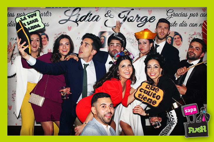 Fotomatón bodas Molina de Segura
