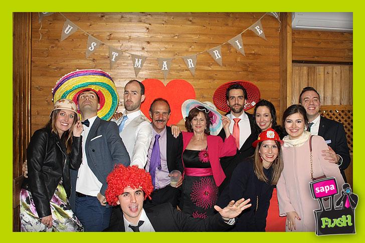 Fotomatón bodas Cheste