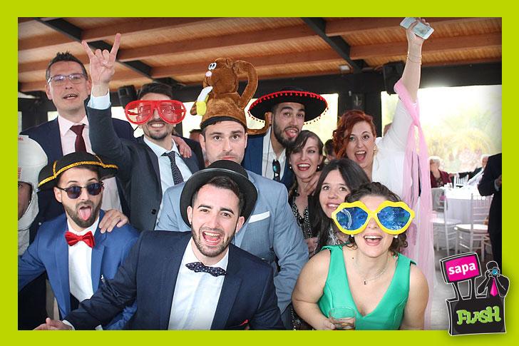 Fotomatón bodas Rafelbuñol